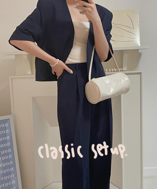 누보 - classic setup (jk.) ( 2 color )