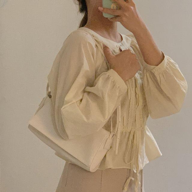 누보 - / 2way / 애플백 ( apple bag )
