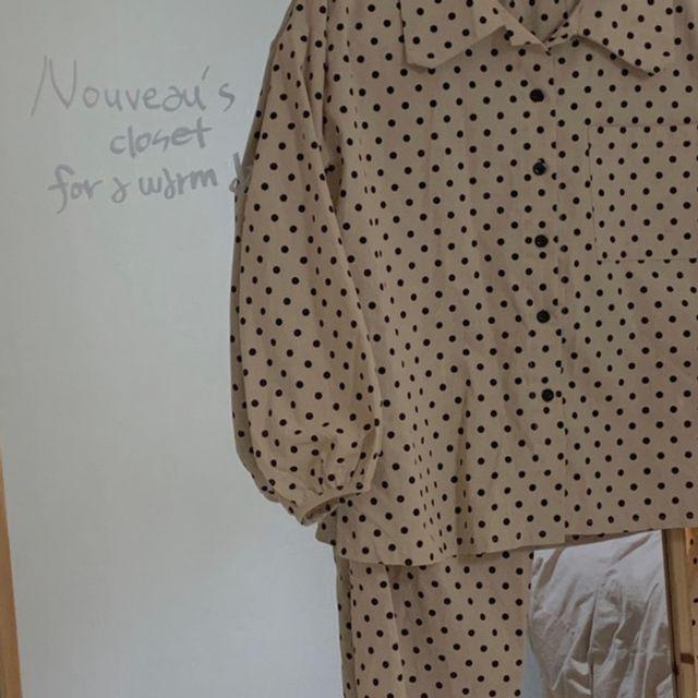누보 - / 당일배송 /코지 파자마 ( cozy pajama )
