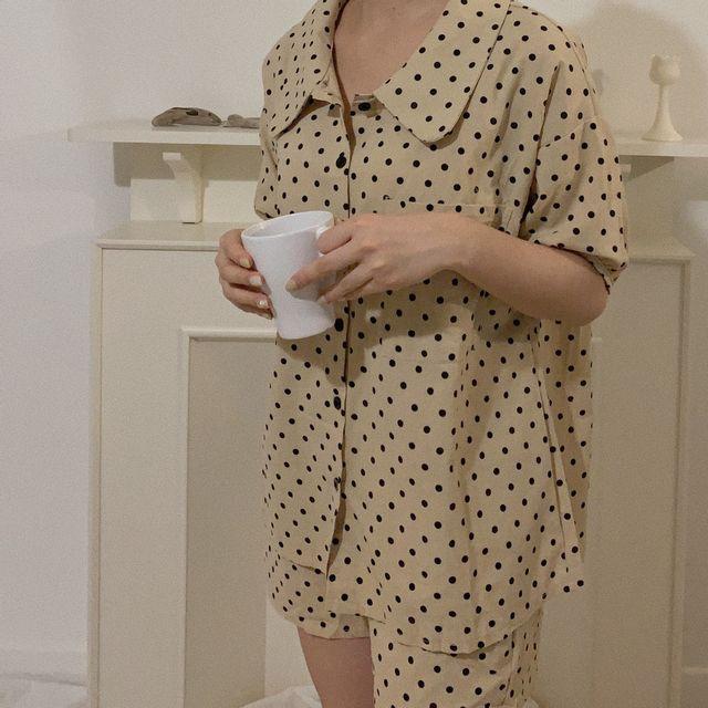 누보 - dot pajama.