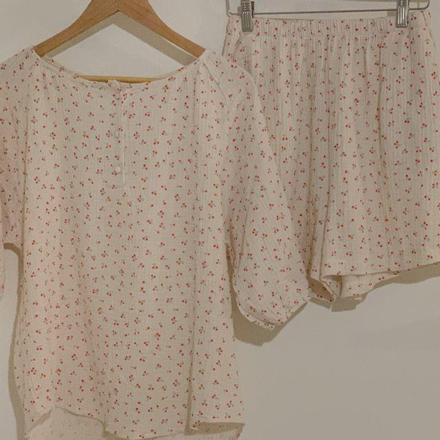 누보 - cherry pajama.