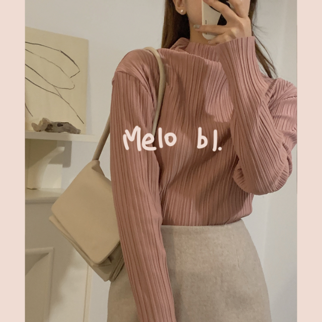 누보 - melo bl. ( 4 color )