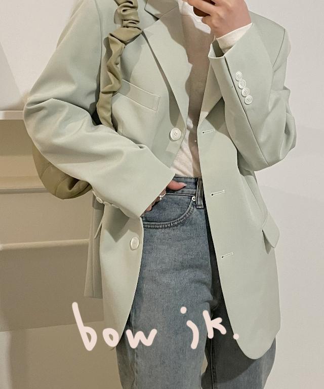 누보 - bow jk. ( 2 color )