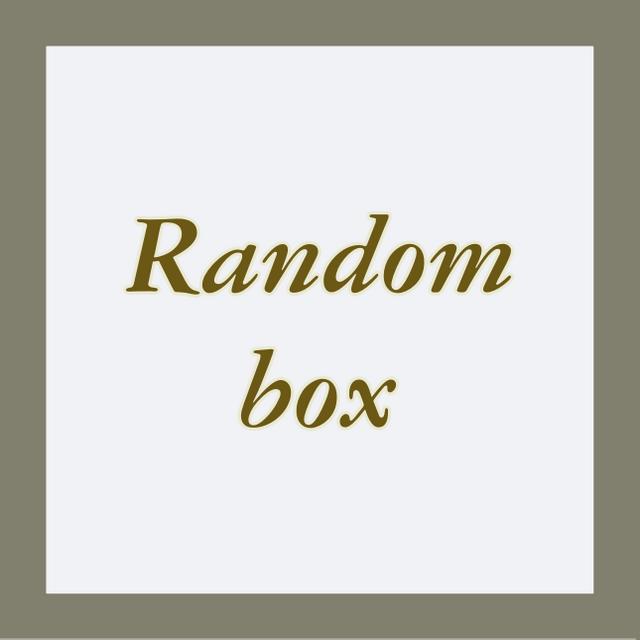 이츠유 - 1+1+1 ) 헤어acc 랜덤박스 ( 추가금 x, 옵션선택가능)