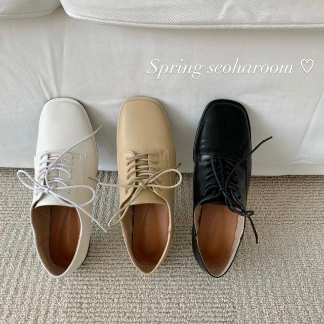 서하룸 - [서하룸] spring Oxford loafer