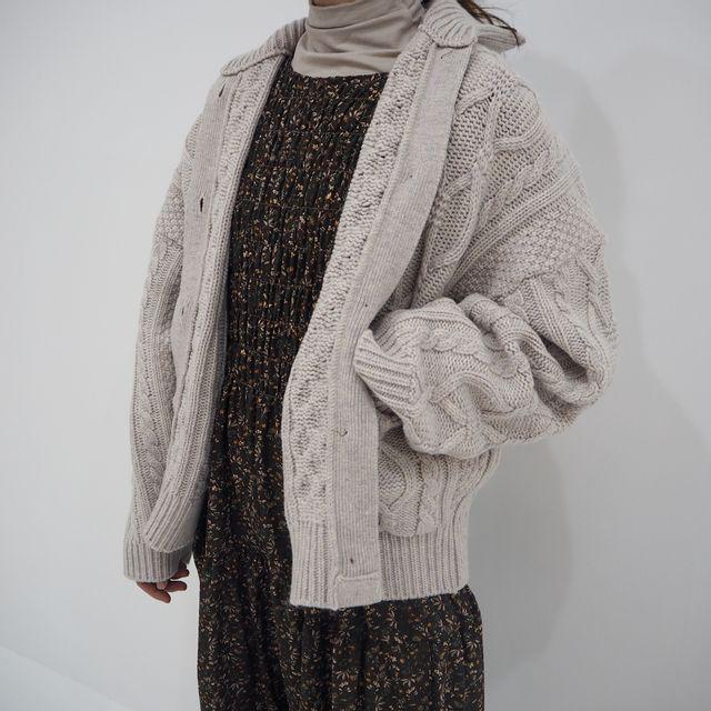 꼬리별팩토리 - 톰가디건_2color(봄신상,국내생산,울50%,도톰)